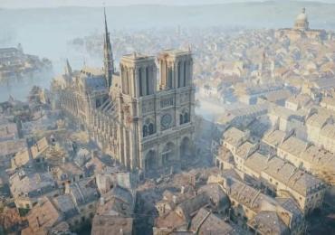 Catedral da Notre-Dame pode receber ajuda do jogo 'Assassin's Creed' em sua reconstrução