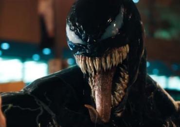 Mal saiu o trailer do aguardado Venom e já tem polêmica