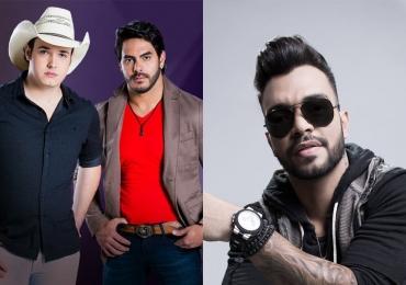 Festival reúne duplas sertanejas famosas neste domingo em Aparecida de Goiânia