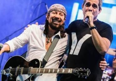 Bell Marques e Durval Lelys fazem show juntos em Brasília