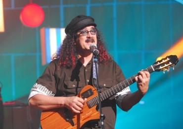 Moraes Moreira faz show gratuito em Brasília