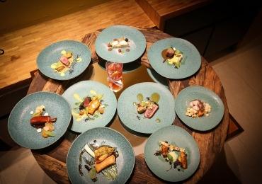 Restaurante de Brasília lança festival peruano com menu em nove etapas