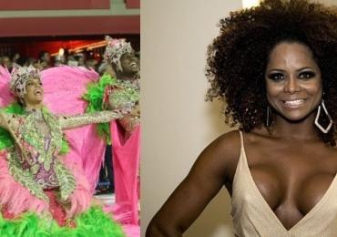 Estação Primeira de Mangueira e Adriana Bombom animam feijoada em Goiânia