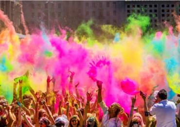 Festival Happy Holi já tem data e local para acontecer em Goiânia