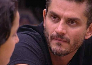 Marcos é expulso do Big Brother Brasil 2017