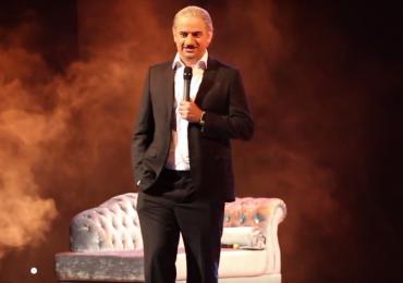 Márvio Lucio, o 'Carioca' do Pânico, traz show de humor para Goiânia