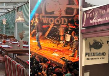 Famosos restaurantes e baladas em Goiânia que fecharam em 2017