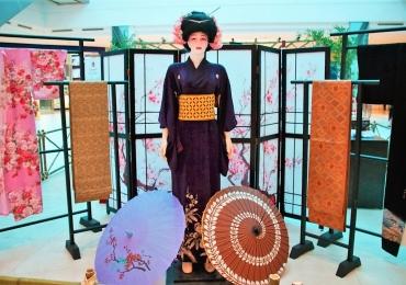 Exposição 'Tesouros do Japão' traz uma imersão na cultura japonesa com entrada gratuita em Goiânia