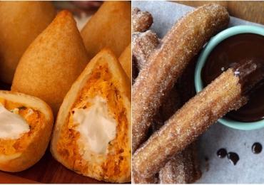 Festival de coxinhas e churros chega a Uberaba com entrada gratuita