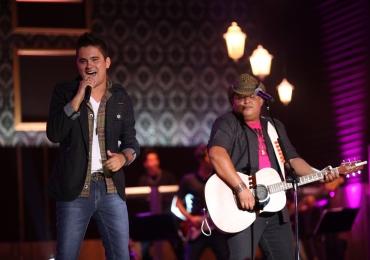 Dupla Humberto & Ronaldo faz show em Brasília