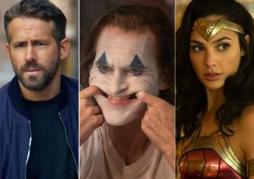 17 maiores salários das estrelas de Hollywood em 2019