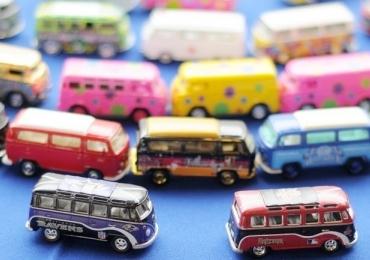 Goiânia recebe exposição de miniaturas de aviões, carros antigos, heróis e muito mais com entrada gratuita