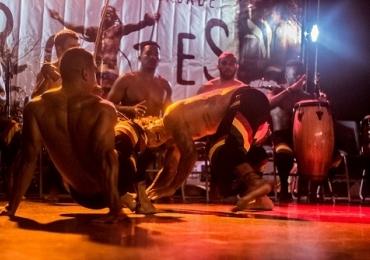 Encontro em Brasília promove capoeira e reúne amantes e praticantes da modalidade