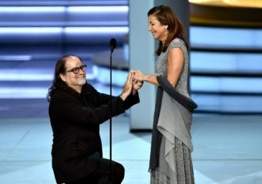 Os vencedores do Emmy 2018 e um pedido de casamento ao vivo; veja o vídeo