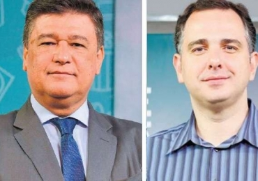 Rodrigo Pacheco e Carlos Viana ocupam vagas do Senado em Minas Gerais