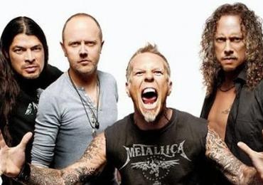 Banda de Heavy Metal Metallica anuncia turnê no Brasil em 2020