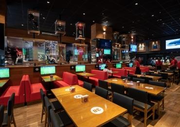 Bar com temática esportiva abre as portas em Brasília