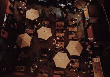 Primeiro food park de Uberlândia é inaugurado perto do Parque do Sabiá