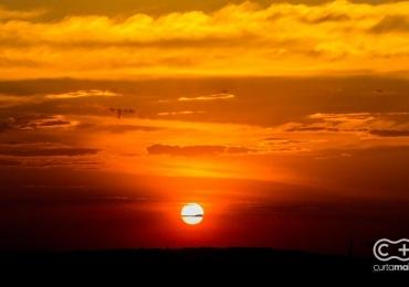 Calor e tempo seco batem recorde e Goiânia tem o dia mais quente do ano