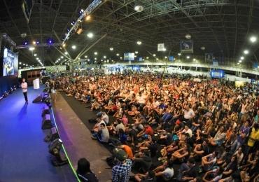 Goiânia recebe pela primeira vez a Campus Party, um dos maiores eventos de tecnologia e inovação do mundo