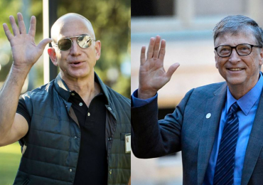 As 10 pessoas mais ricas do mundo em 2018