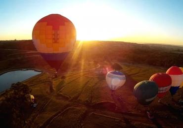 Festival de Balonismo de Anápolis acontece em junho de 2016