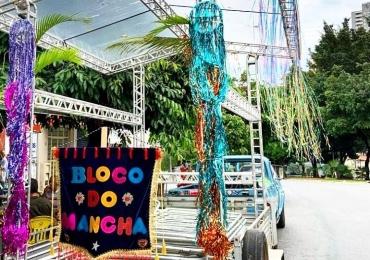 'Bloco do Mancha' faz carnaval fora de época em Goiânia