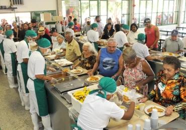 Restaurantes comunitários do DF voltam a oferecer refeições a R$1