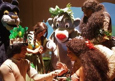 Goiânia ganha sessão extra do espetáculo teatral 'Moana: uma aventura no mar'