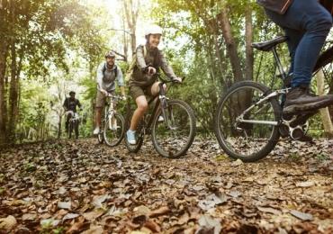 Trilhas do Parque Estadual do Pau Furado são abertas para ciclistas, em Uberlândia