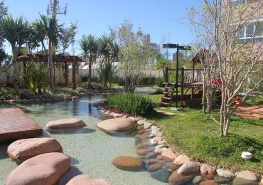 Goiânia ganha primeiro bosque e lago ornamental particulares no coração da cidade