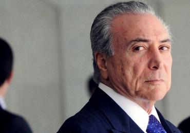 Ex-presidente Michel Temer é preso na operação Lava Jato