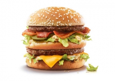 McDonald's lança Big Mac Bacon e Duplo Big Mac