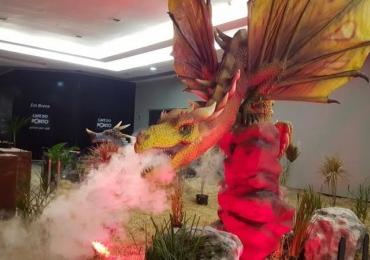 Buriti Shopping apresenta Exposição Internacional de Dragões com entrada franca em Goiânia
