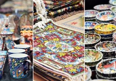 Shopping recebe feira com artigos internacionais