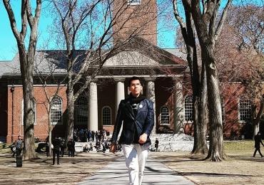 Estudante de Uberlândia é selecionado para fazer cobertura da Brazil Conference em Harvard