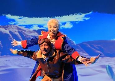 Cia Flor do Cerrado promove adaptação especial da peça 'O Pequeno Príncipe' em Goiânia
