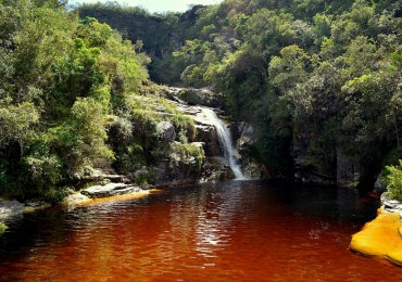 Cachoeira dos Macacos é um passeio imperdível na região metropolitana de Belo Horizonte