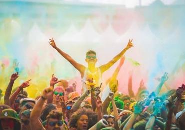 Festival mais colorido do mundo volta à Goiânia
