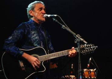 Zé Ramalho volta a Brasília para show no Centro de Convenções Ulysses Guimarães