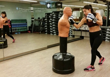 Academia em Brasília promove aulões gratuitos de funcional e boxe
