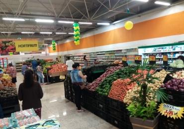 Bretas reinaugura supermercado na região Leste de Goiânia unindo preço do atacado à comodidade do varejo