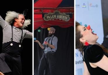 Projeto Palco Aberto: evento gratuito reúne palhaços, malabaristas e mímicos no palco de escola em Vicente Pires