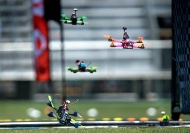 Brasília recebe campeonato de corrida de drones com entrada gratuita