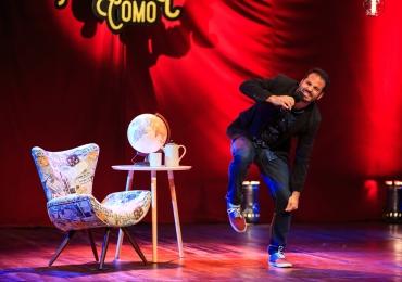 Espetáculo de comédia se apresenta nos palcos de Brasília