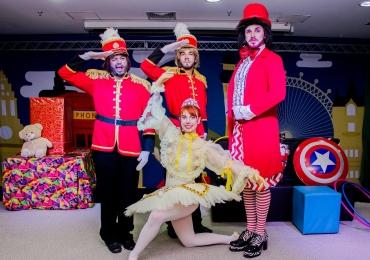 Shopping de Brasília recebe espetáculo infantil gratuito