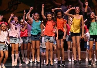 Goiânia recebe musical infantil com cerca de 100 pessoas