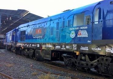 Trem turístico que interliga Rio de Janeiro e Minas Gerais está prestes a entrar em operação