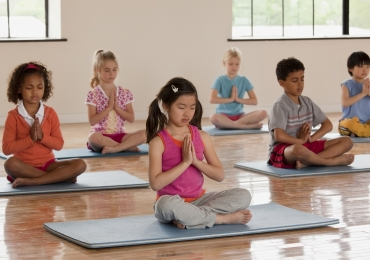 Oficina de Yoga para crianças acontece neste domingo em Goiânia
