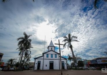 Entorno da Fé: conheça a história da igreja matriz que fundou Aparecida de Goiânia